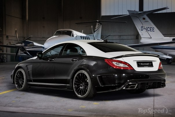 Mercedes-Benz CLS 63 AMG By Mansory