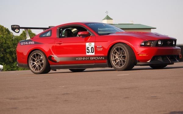 Ford Mustang 2013 от Kenny Brown Performance