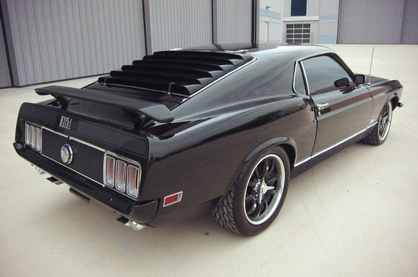 1970 Mustang Mach 1 Pro Touring