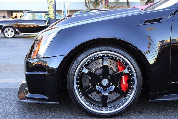 Hennessey Cadillac VR1200 Twin Turbo Coupe