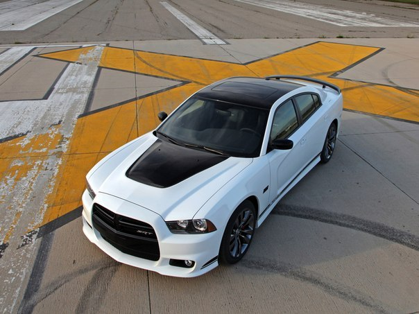 "Dodge Charger SRT8 ""392 Appearance Package"", 2013"