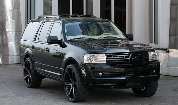 Anderson Germany Lincoln Navigator