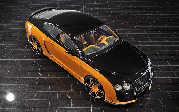 Bentley Continental GT Le-mansory