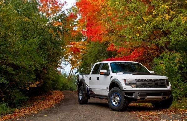 Ford F-150 Raptor «Рhase 2» от Roush Performance