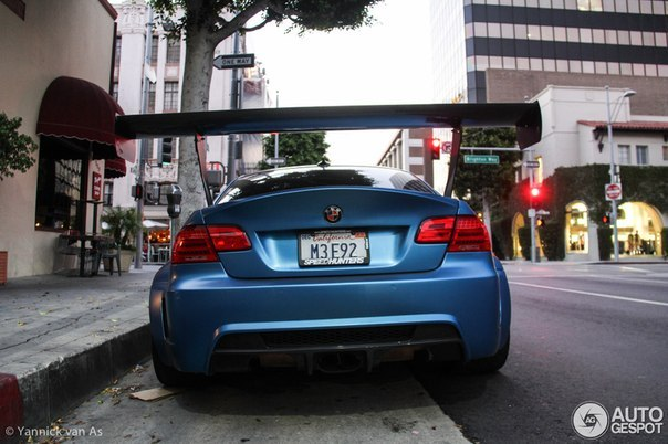 BMW The R's Tuning M3 E92 Coupé