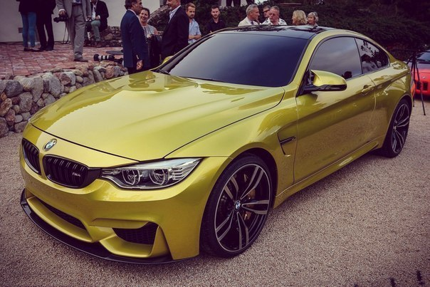 BMW M4 Coupe (F32)