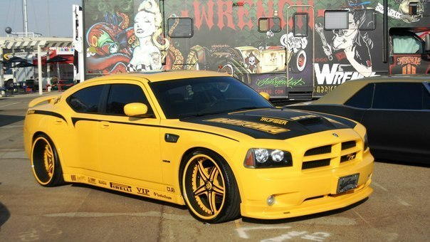 Dodge Charger RT by West Coast Customs