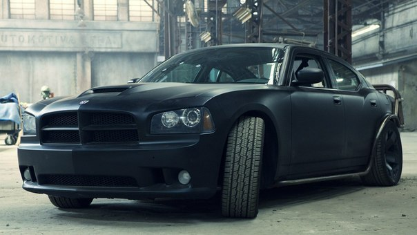 "Dodge Charger SRT8 ""Fast Five"""