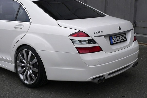 ART Mercedes-Benz S-Klasse (W221)