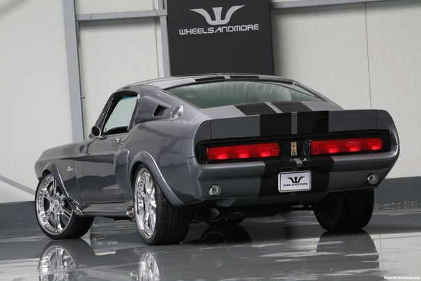 1967 Ford Shelby GT500E